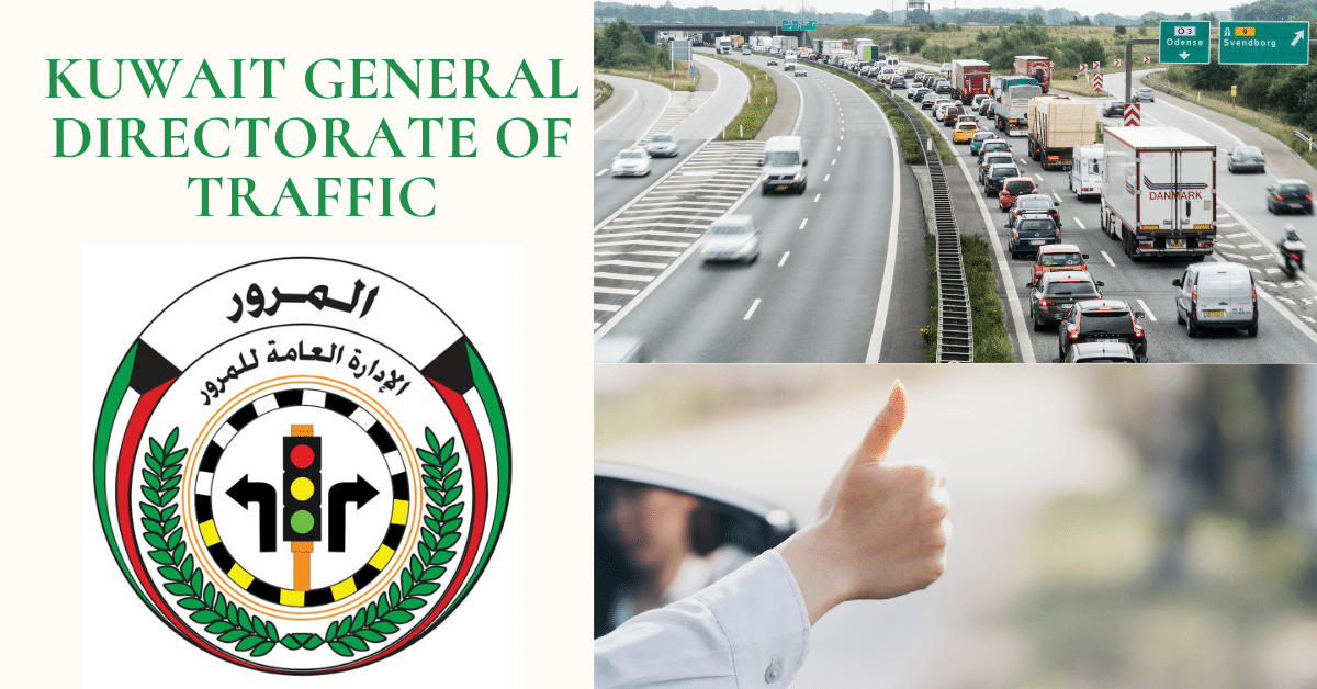 Kuwait Driving License Renewal Status Online Inquiry